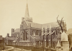 St Patrick's Cathedral, Exterior